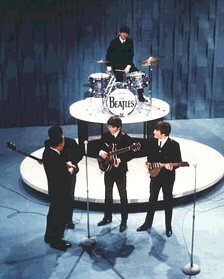 beatles on ed sullivan show 2