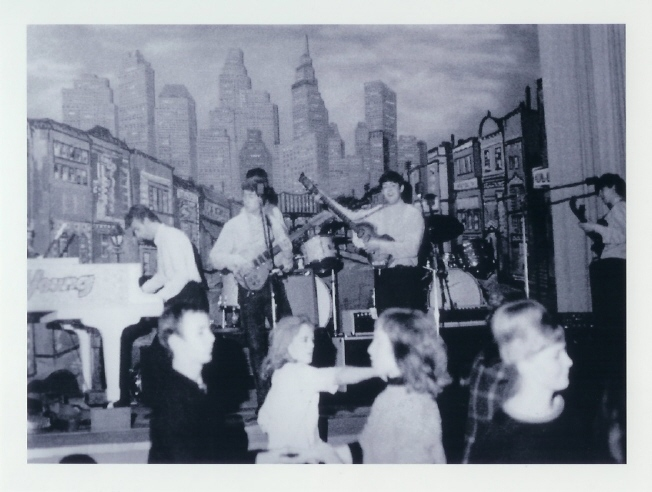 Star Club Hamburk 1962
