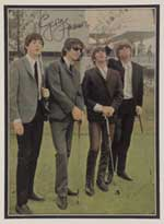 Beatles golf 3